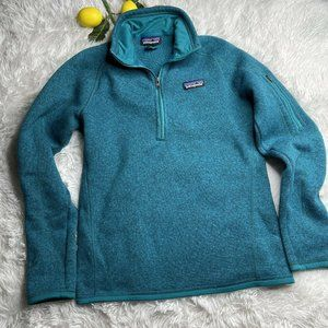 Patagonia Fleece Better Sweater Pullover Small